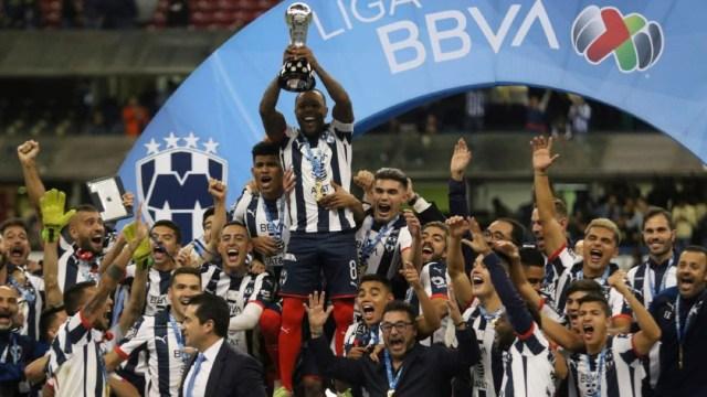 Foto: Monterrey es campeón de la Liga MX, 29 de diciembre de 2019