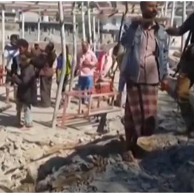 Fallecen 10 personas tras ataque a ceremonia militar en Yemen