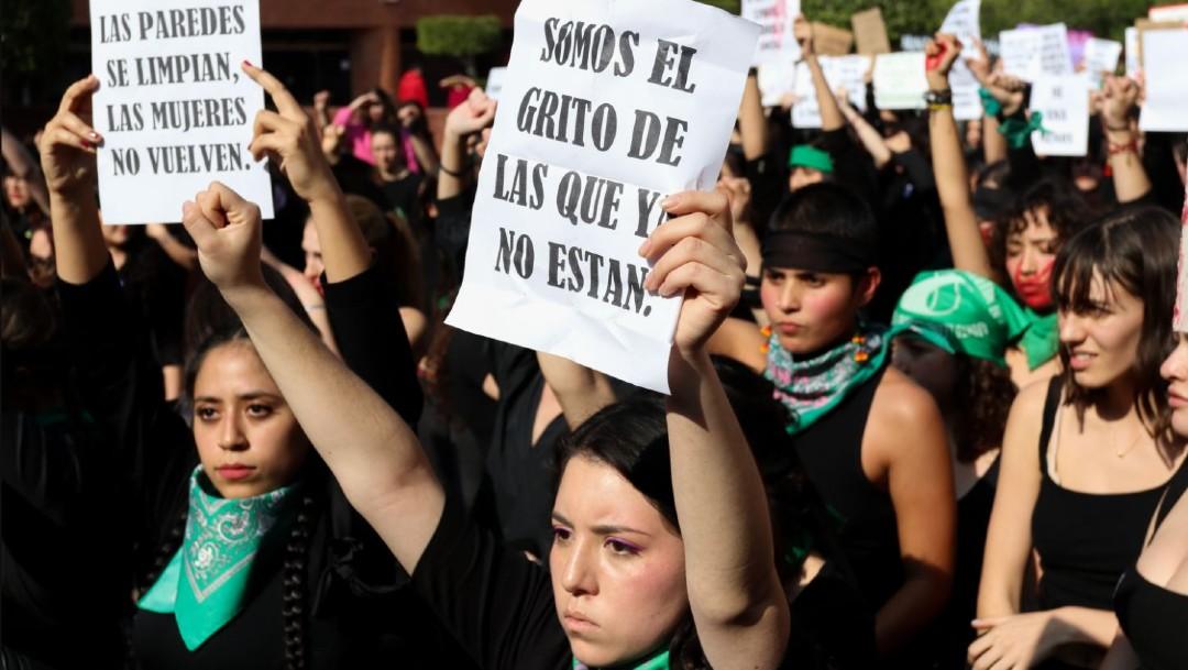 Imagen: En estas mismas acciones de violencia sexual, la PGJ capitalina ha incluido los casos de mujeres policías que han sido víctimas de agresiones y acoso sexual por sus mandos