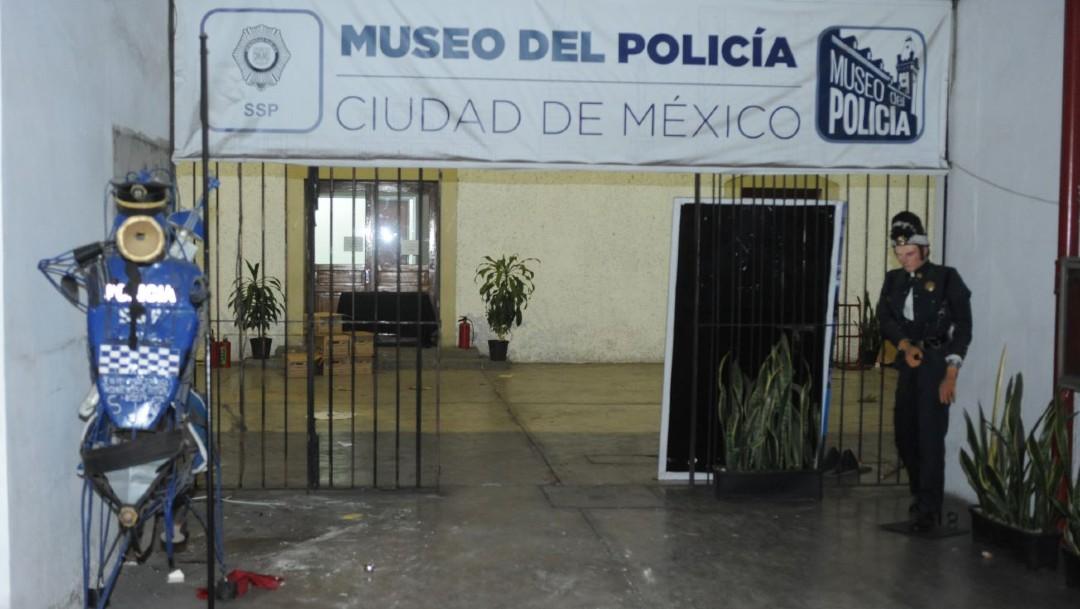 Foto: El espacio será utilizado para el Centro Cultural Policial SSC, cuya finalidad será reivindicar la labor e imagen se la Secretaría de Seguridad Ciudadana