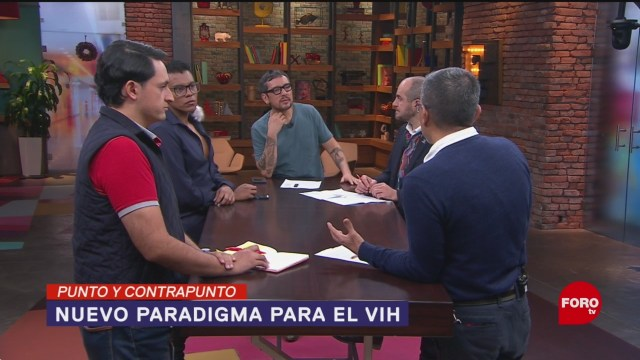 Foto: Nuevo Paradigma Vih México 13 Diciembre 2019