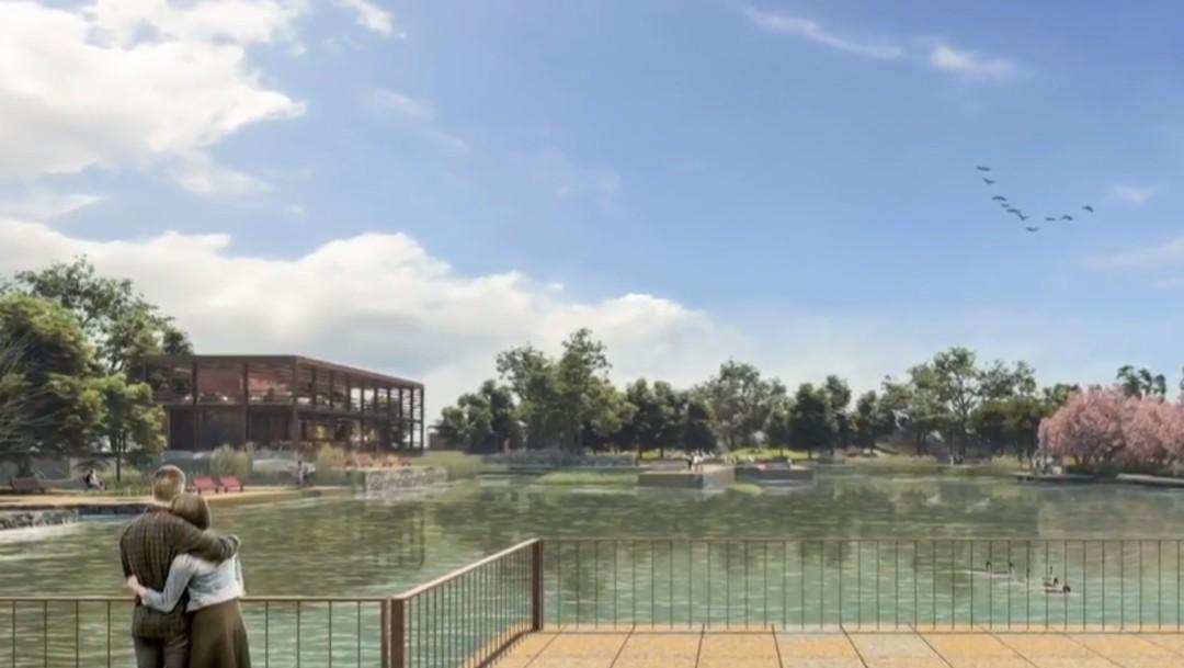 Foto:Parques contra la violencia en Tijuana