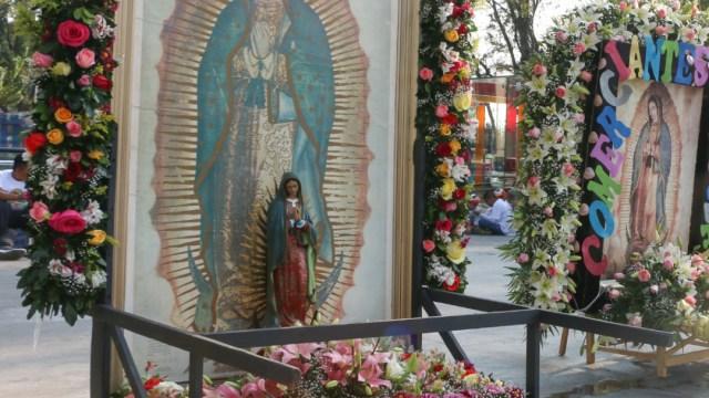 FOTO Videos: Peregrinos llegan a la Basílica de Guadalupe (Cuartoscuro/Rogelio Morales)