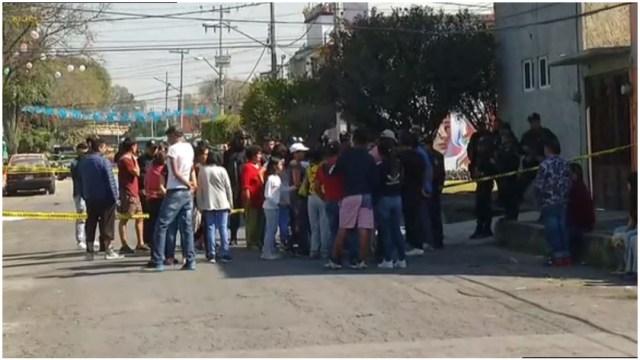 Foto: Un joven murió en Tláhuac tras ser baleado por policía, 8 de diciembre de 2019 (Foro TV)