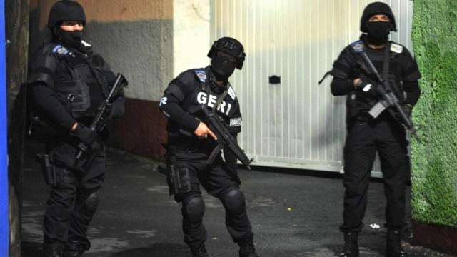 Foto: Personal del grupo GERI de la Procuraduría de la CDMX realizaron un operativo