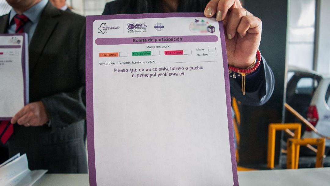 Imagen: El Instituto Electoral de la Ciudad de México recordó a los capitalinos que a partir del próximo 13 de diciembre podrán presentar sus proyectos de presupuesto participativo para mejorar sus colonias