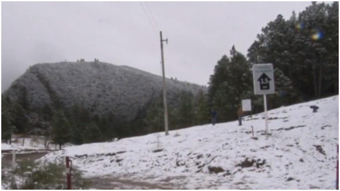 Foto: Se pronostica la caída de nieve y aguanieve en 13 estados, 21 de diciembre de 2019 (Foro TV)