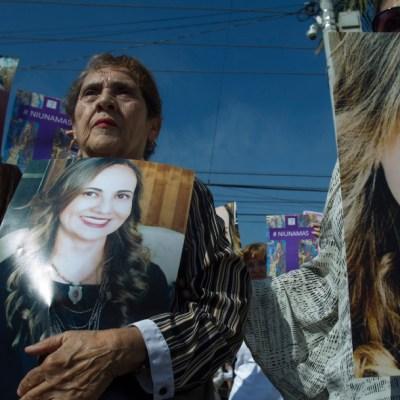 Foto: Muy adelantada, investigación del feminicidio de Abril, 14 de diciembre de 2019 (GABRIELA PÉREZ MONTIEL/ CUARTOSCURO.COM)