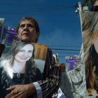 Autoridades de Nuevo León ofrecen protección a hijos de Abril Pérez