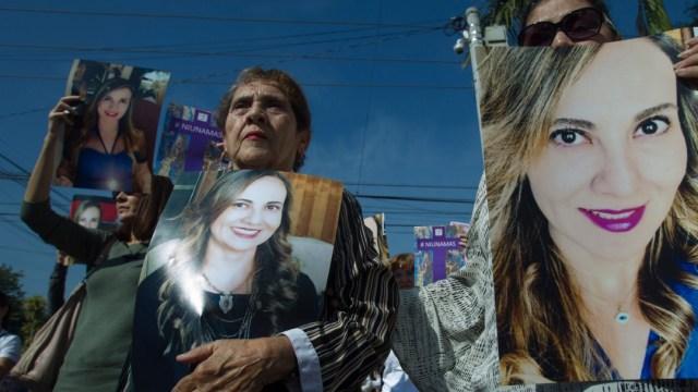 Foto: Autoridades de Nuevo León ofrecen protección a hijos de Abril Pérez