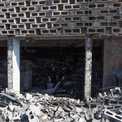 Locatarios de mercados en CDMX temen por otros incendios por falta de mantenimiento
