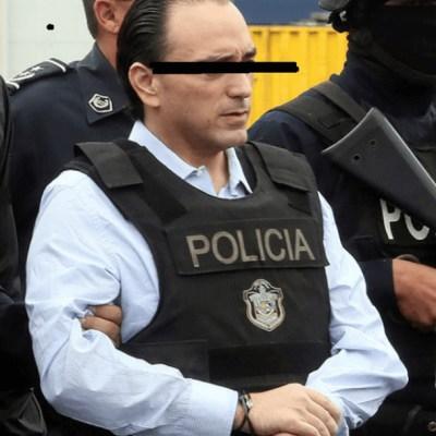 FOTO Vinculan a proceso a Roberto Borge por peculado (Noticieros Televisa)