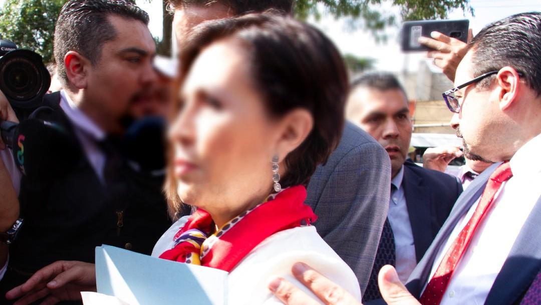 Foto: Rosario Robles denuncia guerra jurídica en su contra; envía carta al fiscal general