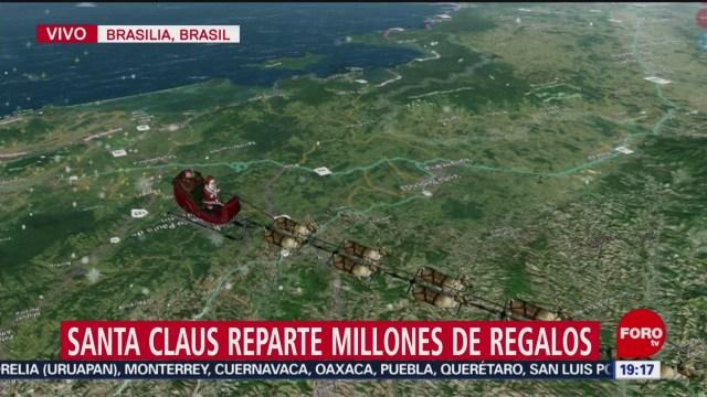 Foto: Santa Claus Llega América Latina 24 Diciembre 2019