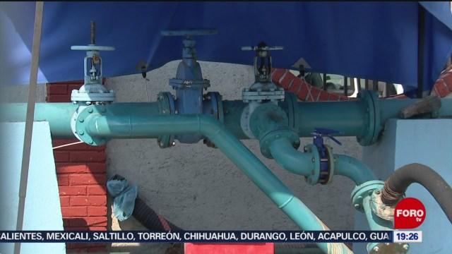 Foto: Agua Potable Cdmx Edomex Normaliza Servicio 29 Diciembre 2019
