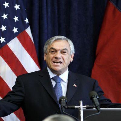 Admiten querella contra Piñera por presuntos delitos de lesa humanidad