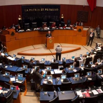 Senado propondrá tipificar extorsión como delito grave