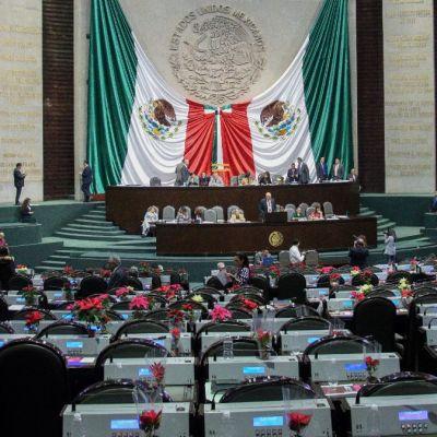Sesión en la Cámara Diputados