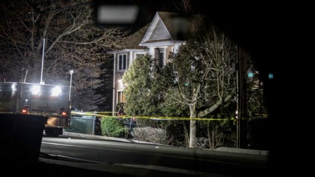Foto: Cinco personas resultaron heridas tras ser apuñaladas en la casa de un rabino en Monsey.