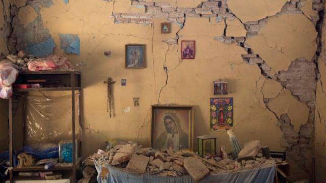 Foto: En septiembre de 2017 México registró el mayor sismo en un siglo, septiembre 2017