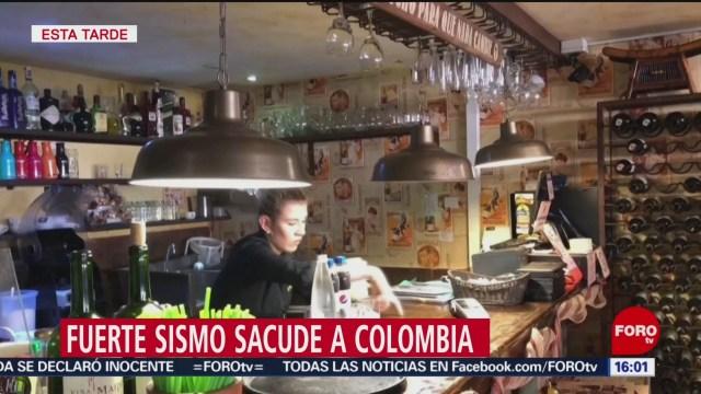 Foto: Sismo Sacude Centro Colombia Hoy 24 Diciembre 2019