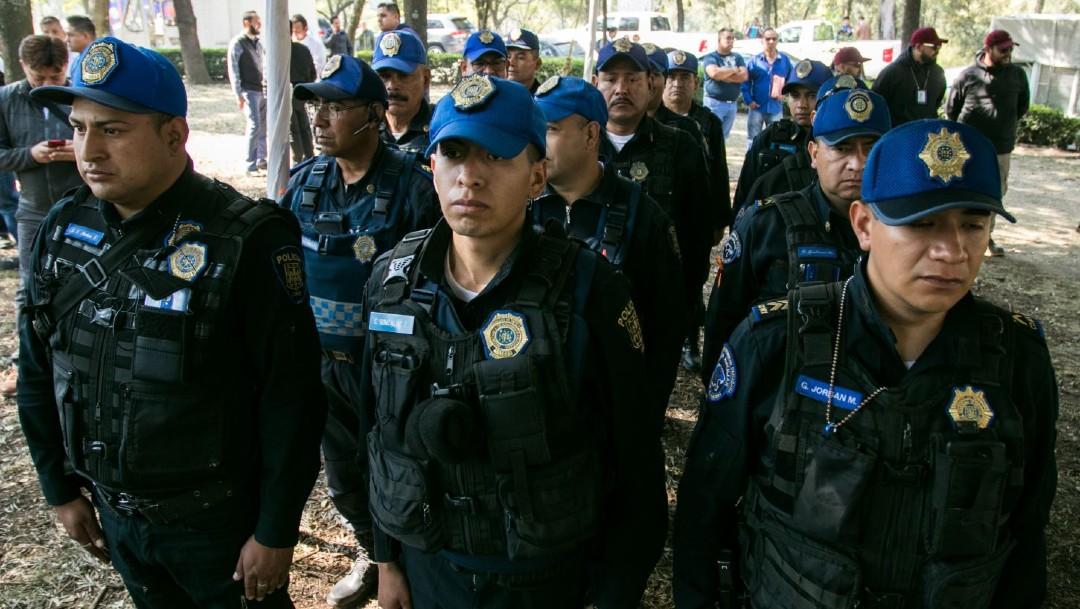 Foto: La dependencia informó que el operativo de seguridad y vigilancia operará en las 16 alcaldías de la Ciudad de México y se mantendrá hasta el 7 de enero