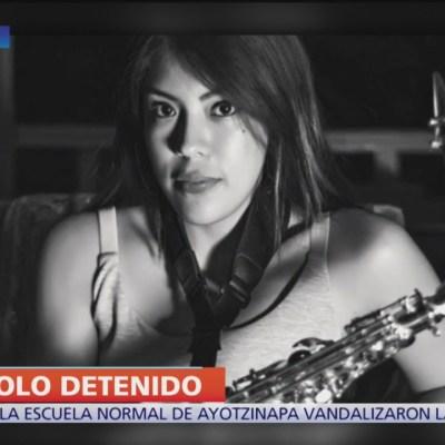 Sin detenidos por ataque con ácido contra saxofonista en Oaxaca