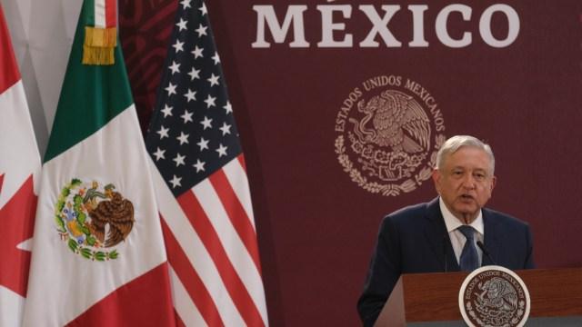 FOTO Con T-MEC, México es parte del mercado más grande del mundo, dice gobierno de AMLO (Cuartoscuro archivo/Graciela López)