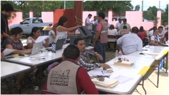 Foto: En varios estados los pueblos indígenas hicieron asambleas por el Tren Maya, 14 de diciembre de 2019 (Foro TV)