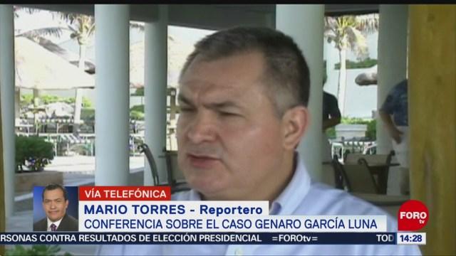 FOTO: UIF Investiga Círculo Cercano Genaro García Luna