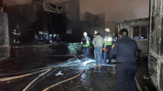 Vecinos de Santa Martha Acatitla narran explosión en CFE