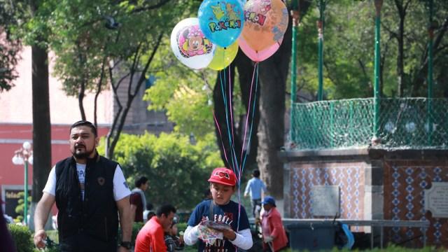 Reyes Magos y Sedema piden a niños no enviar cartas en globo