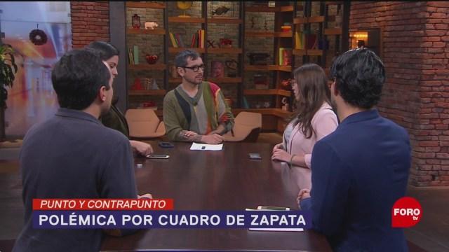 Foto: Exposición Zapata Después Zapata Bellas Artes 12 Diciembre 2019