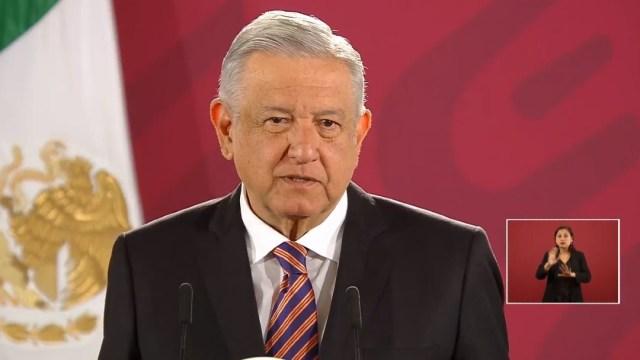 Foto: Video: Conferencia matutina de AMLO 6 de enero 2020