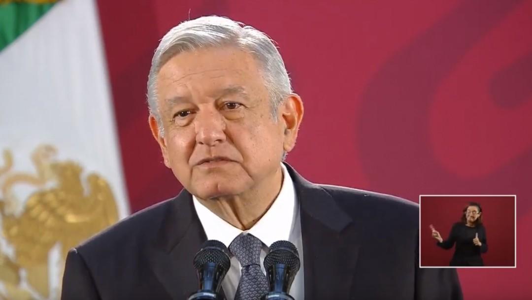 Foto: En vivo: Conferencia de prensa de AMLO