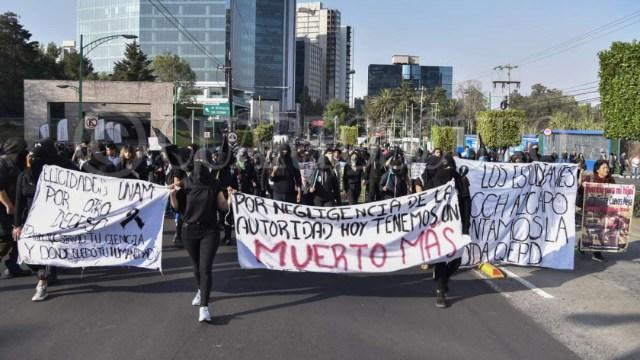 Foto: Reanudan clases en CCH Azcapotzalco tras paro por muerte de alumno, 22 de enero de 2020, (Cuartoscuro)