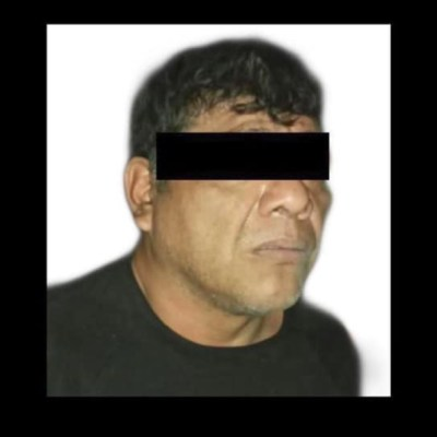 Foto: Detienen a presunto secuestrador de exdiputado de Veracruz, 19 de enero de 2020, (SSP VERACRUZ)