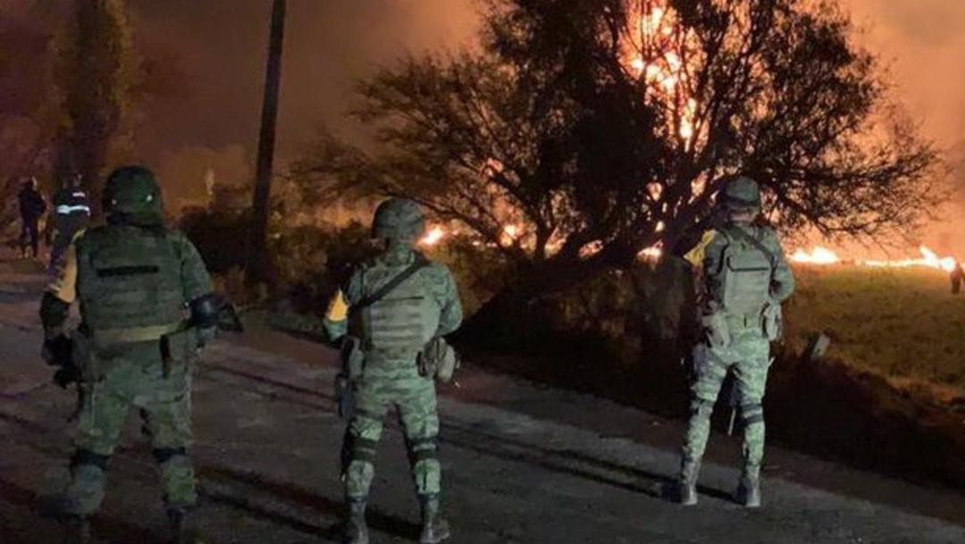 A un año de la explosión en Tlahuelilpan, Hidalgo