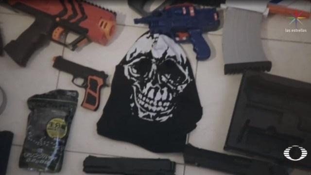 Abuelo de niño que disparó Colegio Cervantes facilitó armas