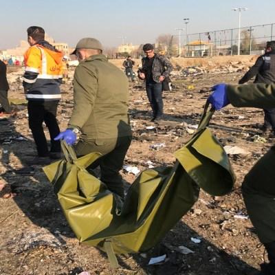 Irán: No hay sobrevivientes tras accidente de avión Boeing 737 ucraniano en Teherán