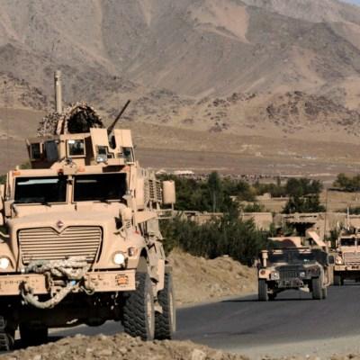 Mueren dos soldados estadounidenses por explosión de mina en Afganistán