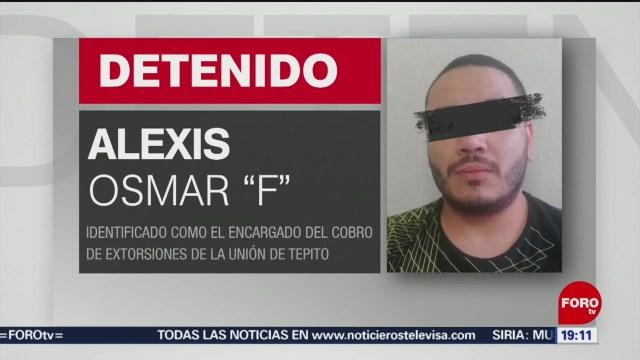 Foto: Osmar Líder Unión Tepito Sentencia 3 Años Prisión 16 Enero 2020
