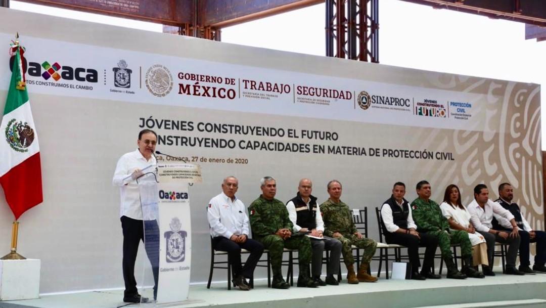Durazo rechaza violaciones contra migrantes en Chiapas
