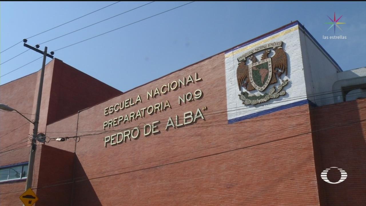 Foto: Prepa 9 no cuenta con denuncias para proceder contra presuntos acosadores, el 08 de enero de 2020