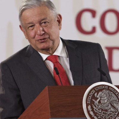 Foto: Andrés Manuel López Obrador, presidente de México, 24 enero 2020