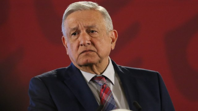 Foto: Andrés Manuel López Obrador, presidente de México, 16 enero 2019