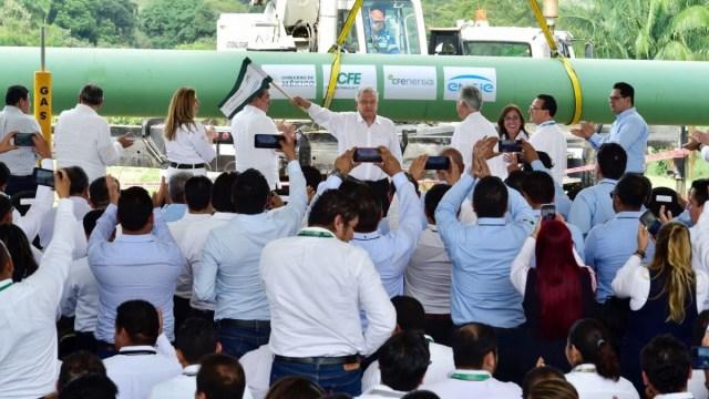 Inicia construcción del gasoducto Cuxtal Fase 1 en Chiapas