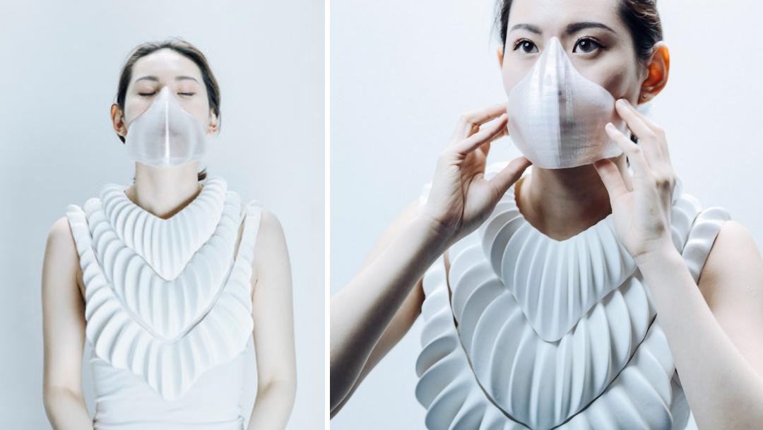 Diseñador crea branquias artificiales impresas en 3D