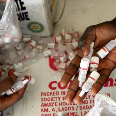 FOTO: Decomisan ampolletas con fentanilo en Tijuana, el 18 de enero de 2020