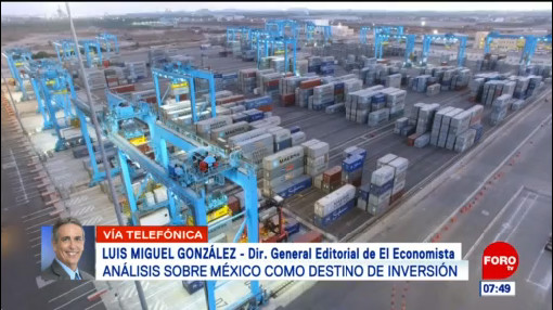analisis sobre mexico como destino de inversion